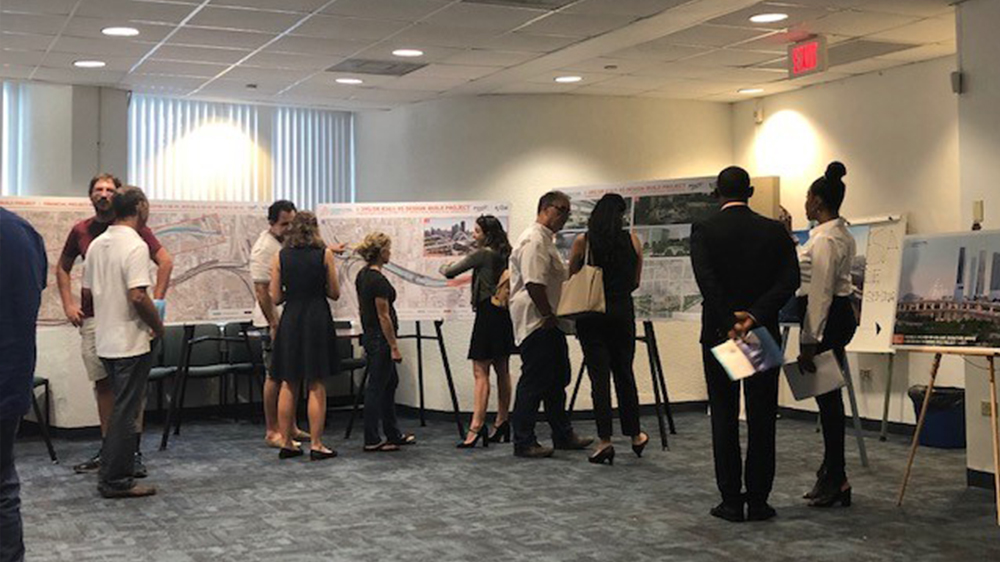 Construction Open House Meeting City of Miami Beach City Hall – March 14, 2019