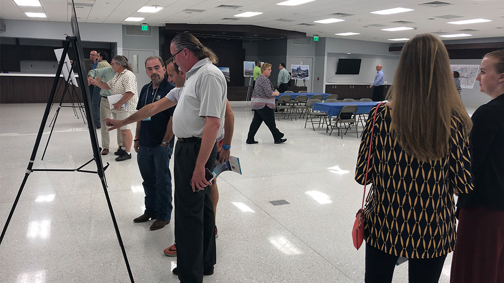 Construction Open House Meeting Miami Police Benevolent Association – March 5, 2019