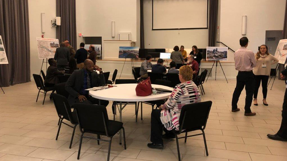 Construction Open House Meeting Overtown Performing Arts Center – March 6, 2019