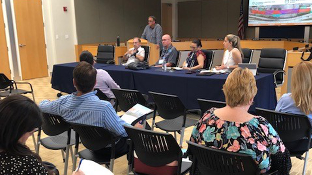 Monthly Stakeholder Meeting – April 15, 2019